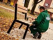 Zabytkowy park w Dębicy zdj. 6