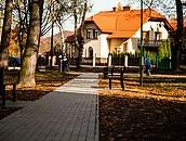 Zabytkowy park w Dębicy zdj. 7