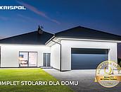 Złoto dla KRISPOL za energooszczędny komplet stolarki dla domu zdj. 3