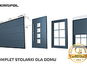 Złoto dla KRISPOL za energooszczędny komplet stolarki dla domu zdj. 4
