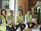 FAKRO partnerem projektu budowy domów e4 zdj. 6