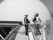 CWL - Szkolenia na temat zabezpieczeń dachowych zdj. 2
