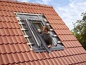 Szybszy i pewniejszy montaż okien dachowych VELUX z nowymi kołnierzami zdj. 6