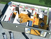 Willa Wentylacja - kompleksowy system dla budynków mieszkalnych zdj. 2
