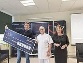 Pół miliona złotych od firmy WIŚNIOWSKI na ratowanie życia dzieci zdj. 18