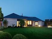 Dach domu jednorodzinnego z tytan-cynku w Rangsdorf zdj. 4