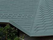 Dach domu jednorodzinnego z tytan-cynku w Rangsdorf zdj. 7