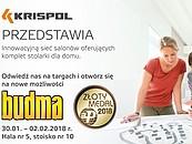 KRISPOL na targach BUDMA 2018 zdj. 1