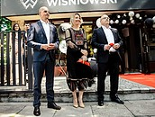 Otwarcie w wielkim stylu – nowy salon WIŚNIOWSKI we Lwowie ZDJ. 6