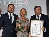 """Wielka Gala """"Polska Przedsiębiorczość 2018"""" zdj. 8"""