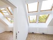 600 niestandardowych okien dachowych FAKRO w Goethehof zdj. 5