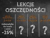LEKCJE OSZCZĘDNOŚCI - Krispol przedstawia 4-etapową promocję na czas powrotu do szkoły zdj. 2