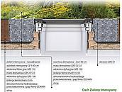 System zielonego dachu z oknami FAKRO zdj. 5