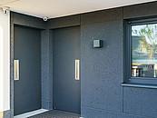 Premiera nowych aluminiowych drzwi zewnętrznych z kolekcji SOLANO zdj. 2