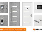 Premiera nowych aluminiowych drzwi zewnętrznych z kolekcji SOLANO zdj. 4