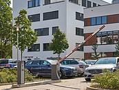 Systemy kontroli dostępu do płatnych parkingów długoterminowych zdj. 2
