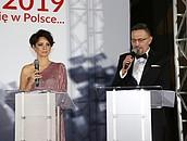 """Relacja z Wielkiej Gali """"Sylwetki i marki 30-lecia wolności RP"""" zdj. 4"""