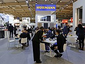 Hörmann na targach BUDMA 2020 zdj. 2