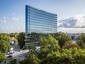 Carbon Tower w systemach ALUPROF – nowa ikona biznesowej dzielnicy Wrocławia zdj. 2