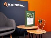 KRISPOL nagrodzony tytułem Friendly Workplace zdj. 2