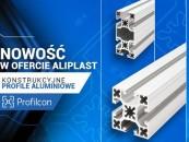 Konstrukcyjne profile aluminiowe - nowość w ofercie Aliplast zdj. 2
