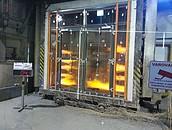 Badanie ogniowe fasada MC Fire + drzwi AF70