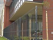 Panel ogrodzeniowy kratowy VEGA B