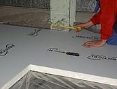 RECTICEL - Izolacja podłogi z ogrzewaniem fot7