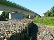 Gabiony jako zabezpieczenie drogi i autostrady zdj. 4