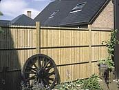 Przesłony - alternatywa dla ogrodzenia drewnianego zdj. 1