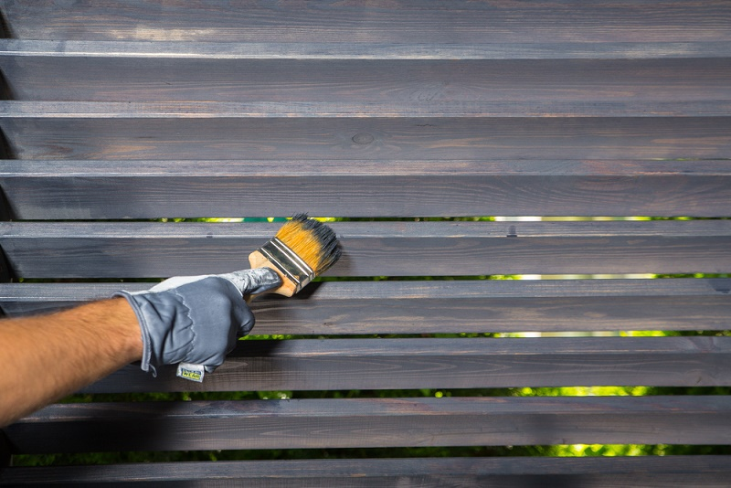Malowanie Drewnianej Altany Krok Po Kroku Porady Budowlane