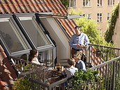 Jak powiększyć przestrzeń na poddaszu? Nowa kolekcja firmy VELUX zdj. 9