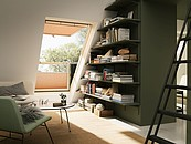 Jak powiększyć przestrzeń na poddaszu? Nowa kolekcja firmy VELUX zdj. 6