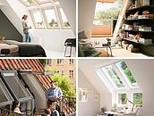 Jak powiększyć przestrzeń na poddaszu? Nowa kolekcja firmy VELUX zdj. 17