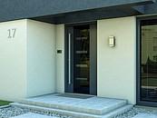 Drzwi wejściowe - wizytówka mieszkania zdj. 3