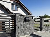 Stawiamy ogrodzenie z pustaków betonowych zdj. 9