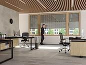 Lato w biurze może być przyjemne – jak zapewnić komfort pracy w upalne dni? zdj. 3