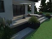 Niebanalna przestrzeń wokół domu – postaw na profesjonalny projekt zdj. 5