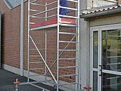 Aluminiowe rusztowania jezdne dla profesjonalistów zdj. 7