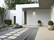 Ogród, taras, balkon i…salon – jak stworzyć ich spójną aranżację? zdj. 9