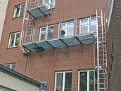 Drabiny ewakuacyjne i techniczne KRAUSE. Od projektu do montażu gotowego rozwiązania zdj. 4