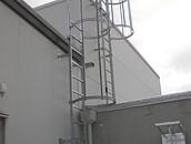 Drabiny ewakuacyjne i techniczne KRAUSE. Od projektu do montażu gotowego rozwiązania zdj. 6