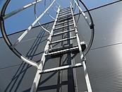 Drabiny ewakuacyjne i techniczne KRAUSE. Od projektu do montażu gotowego rozwiązania zdj. 3