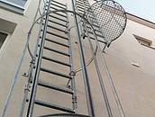 Drabiny ewakuacyjne i techniczne KRAUSE. Od projektu do montażu gotowego rozwiązania zdj. 9