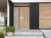 Nowoczesna stodoła – jak dobrać kolor bramy, okien, drzwi zdj. 6