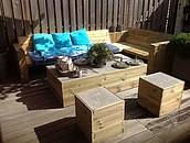 Meble ogrodowe – z jakiego materiału powinny być wykonane? zdj. 4