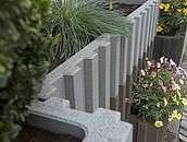Nowoczesne kwietniki ogrodowe z betonu zdj. 5