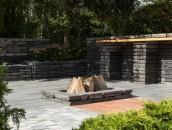 9 zastosowań murka z elementów betonowych zdj. 6