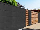 Stylowe ogrodzenia z bloczków betonowych - estetycznie i błyskawicznie zdj. 2