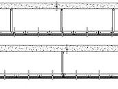 Jak zamontować sufit podwieszany, gdy w pomieszczeniu znajdują się belki stropowe? zdj. 10